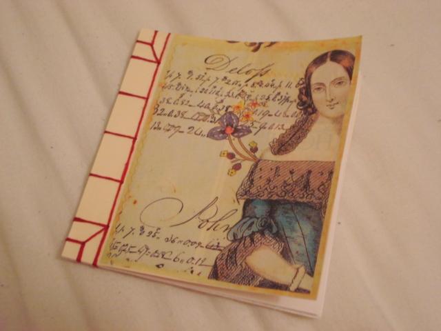 Old English Illustration Notebook