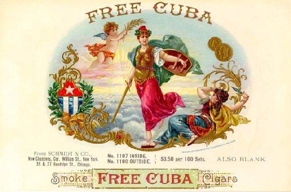 free_cuba_cigar_label