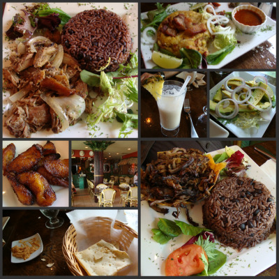 cubanfoodcollage